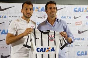 Corinthians: Dracena é apresentado no Timão