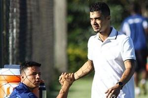 Cruzeiro: Egídio se despede da Toca. Dagoberto também deve ir