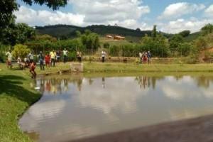 Ubaporanga: Homem morre afogado em lagoa. Estava em um churrasco