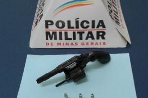 Ipanema: Mulher é presa com arma de fogo na cintura