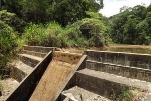 Espera Feliz: Cidade tem queda no abastecimento de água. Seca afeta a região