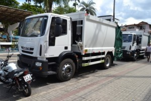 Manhuacu: Samal adquire novos veículos