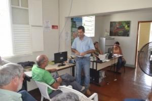 Manhuaçu: Reunião aborda melhorias para o núcleo ambiental