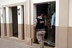 Manhuaçu: Joalheria é assaltada no Bairro Coqueiro. Suspeito é um menor