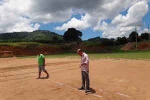 Manhuaçu: Campo de futebol de Vilanova será reformado