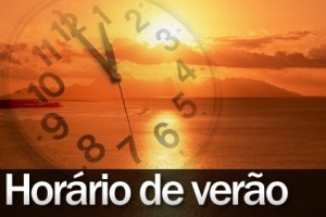 Economia: Horário de verão terminará dia 22. Não haverá prorrogação