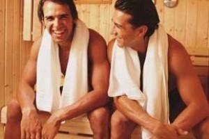 Vida e Saúde: Fazer sauna protege o coração