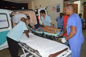 Miradouro: Três pessoas são atingidas por tiros. Homem atira no meio da população