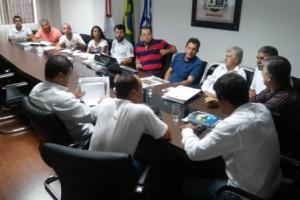 Manhuaçu: Vereadores recebem explicação sobre o Plano Municipal de Saneamento Básico