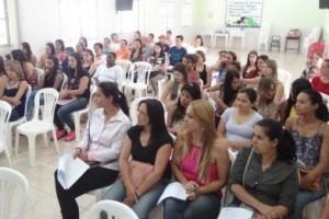 Luisburgo: minicursos reúnem mais de 170 participantes
