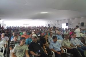 Manhuaçu: Abertura do 19º Simpósio de Cafeicultura recebe produtores e autoridades