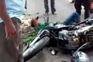 Piedade de Caratinga: Acidente com motocicleta mata rapaz de 20 anos