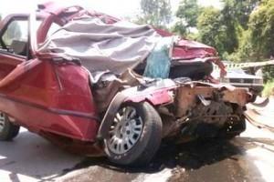Manhuaçu: Morador de Simonésia morre em acidente na região de Realeza
