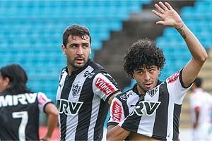 Mineiro: Atlético goleia Tombense no Vale do Aço