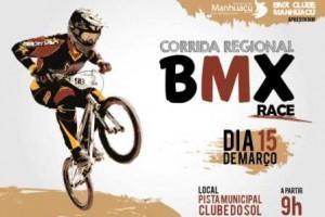 Manhuaçu: Etapa regional do Campeonato de Bicicross acontece no domingo