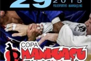 Manhuaçu: Segunda edição da Copa de Jiu-Jitsu acontece neste sábado, 28/03