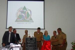 Manhuaçu: 50 anos do Colégio Tiradentes são celebrados na Câmara
