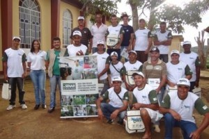 """Luisburgo: Curso """"Negócio Certo Rural"""" é realizado no município"""