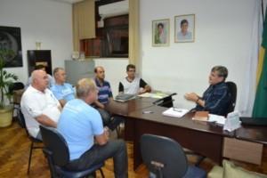 Meio Ambiente: Prefeito reúne-se com representantes da ONG Pró-Rio Manhuaçu