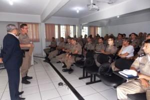 Manhuaçu: 11º Batalhão inicia curso de formação de sargentos