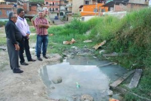 Manhuaçu: Jorge do Ibéria e Paulo Altino visitam Bairro Lajinha