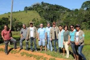 Manhuaçu: Projeto Olhos d'água protegerá nascentes
