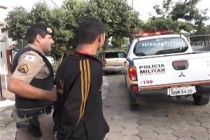 Santa Rita de Minas: Um dos envolvidos em assalto era procurado