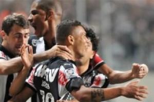 Libertadores: Atlético vence Santa Fe no Indepedência