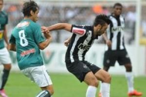 Mineiro: Caldense segura o Atlético em BH