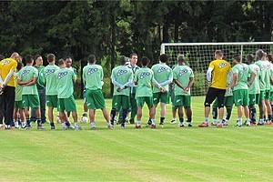 Mineiro: Caldense renova com 16 atletas