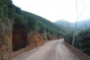 Manhuaçu: Prefeitura continua implantando caixas de contenção na zona rural