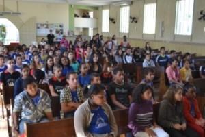 Manhuaçu: Seminário de prevenção às drogas movimenta estudantes