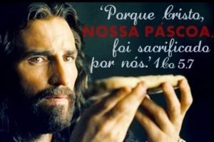 Domingo de Páscoa: Permita a ressurreição do Cristo em sua vida. Feliz Páscoa!