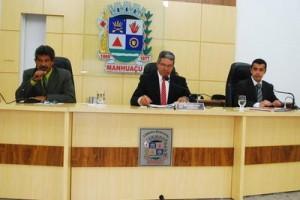 Manhuaçu: Vereadores aprovam projeto sobre desperdício de água