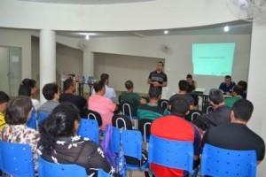 Manhuaçu: Reunião discute etapa regional dos jogos escolares