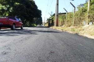 Manhuaçu: Prefeitura tapa buracos na região da Parmalat