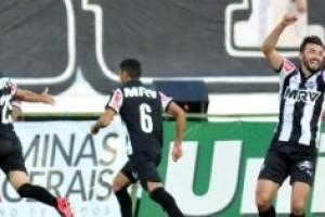 Atlético fatura título com gol salvador de Jô