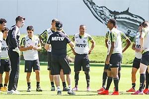 Brasileirão: Atlético terá time reserva contra o Palmeiras