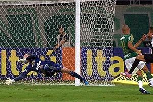 Brasileirão: Atlético cede empate ao Palmeiras