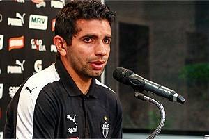 Brasileirão: Guilherme pronto para voltar no Atlético