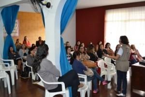 Manhuaçu: Município capacita sobre vacinação antirrábica