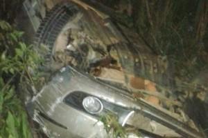 Manhuaçu: Acidente mata jovem em Santo Amaro de Minas