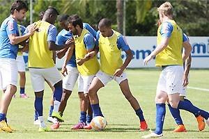 Libertadores: Cruzeiro encara o São Paulo no Mineirão
