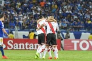 Libertadores: Cruzeiro toma três gols e está eliminado