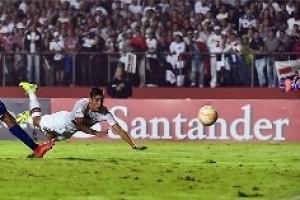 Libertadores: Cruzeiro perde em São Paulo