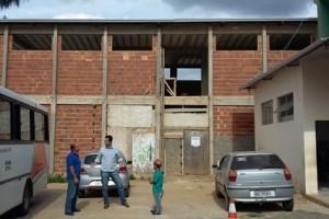 Manhuaçu: Obra da Farmácia do SUS tem que ser concluída pela Prefeitura