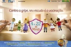 Manhuaçu: Cerca de 18 mil pessoas devem ser vacinadas contra a gripe