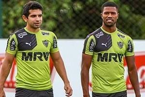 Libertadores: Atlético relaciona Guilherme para quarta-feira