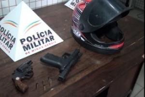 Imbé de Minas: Grupo assalta onze vítimas. Um detido