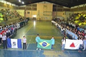 Manhuaçu: Jogos estudantis abertos com festa